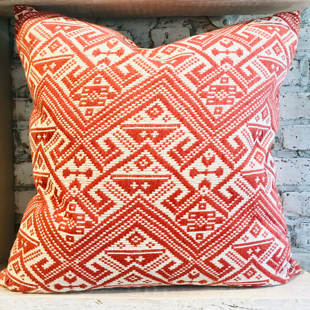 Nomade Pillow Sienna