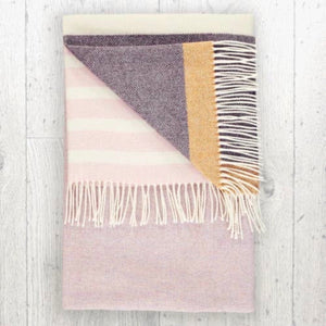 Lambs Wool Throw