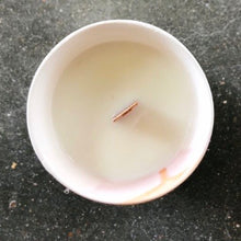 Load image into Gallery viewer, Sunset Ceramic Candle