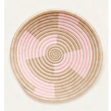 Load image into Gallery viewer, Soft Pink + Linen Bowl