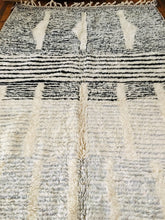 Load image into Gallery viewer, Ombré BeniOurain Moroccan Rug 5'x8'