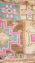 Load image into Gallery viewer, Vintage Moroccan Floor Cushion Cover