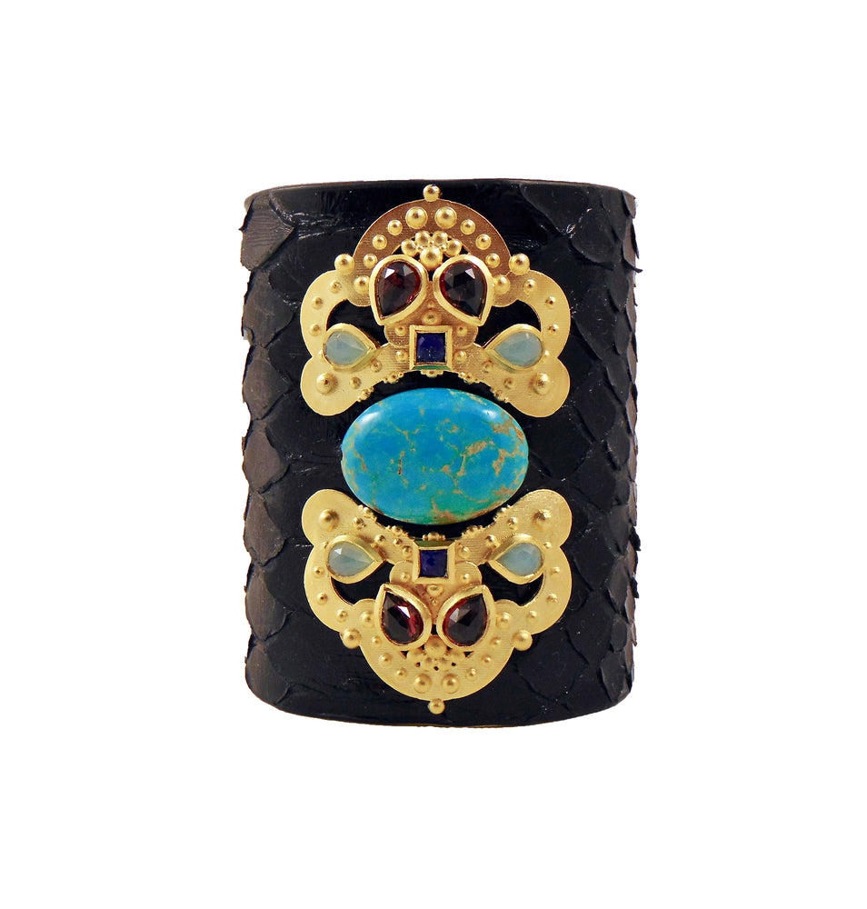 Load image into Gallery viewer, Giovanni Cuff Bracelet - AmatoStyle
