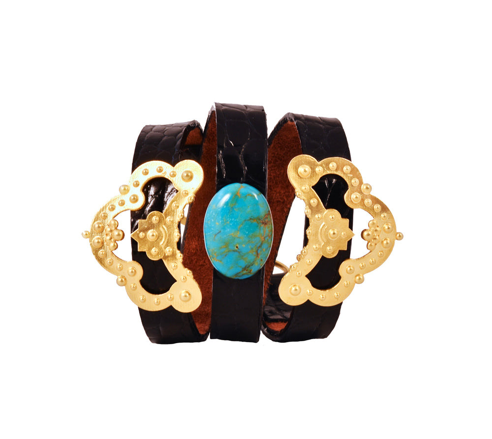 Load image into Gallery viewer, Giacomo Wrap Bracelet - AmatoStyle