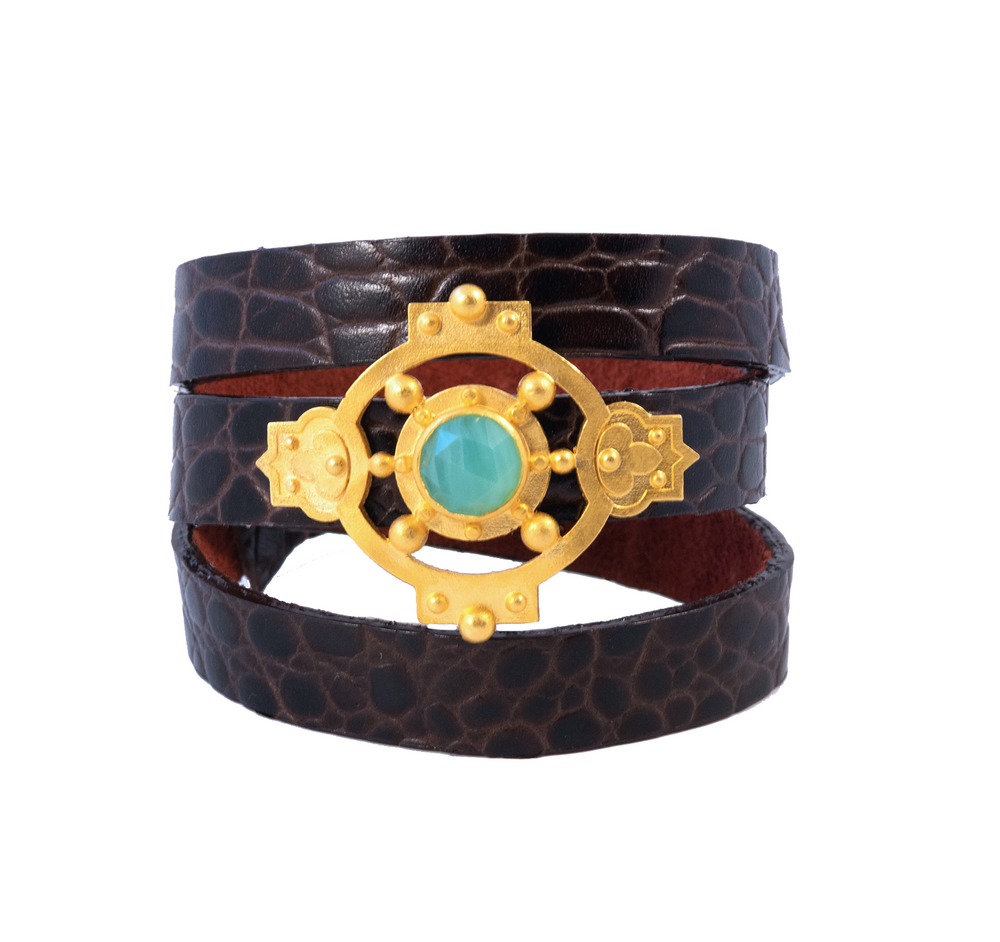 Load image into Gallery viewer, Isabella Wrap Bracelet - AmatoStyle