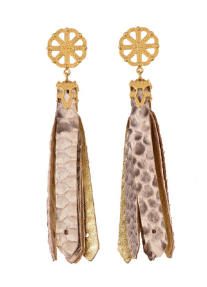 Novella Earrings - AmatoStyle