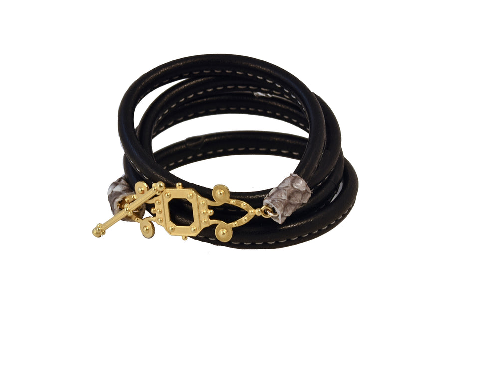Load image into Gallery viewer, Soho Wrap Bracelet - AmatoStyle