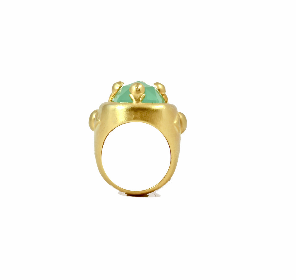 Load image into Gallery viewer, Romana Statement Ring - AmatoStyle