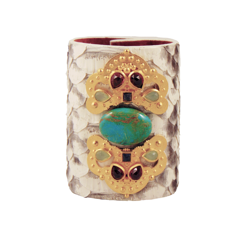 Load image into Gallery viewer, Giovanni Cuff Bracelet