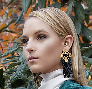 Load image into Gallery viewer, Pitti Earrings - AmatoStyle