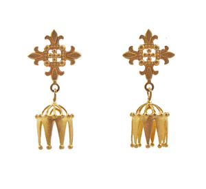 Limited Edition Boboli Earrings - AmatoStyle