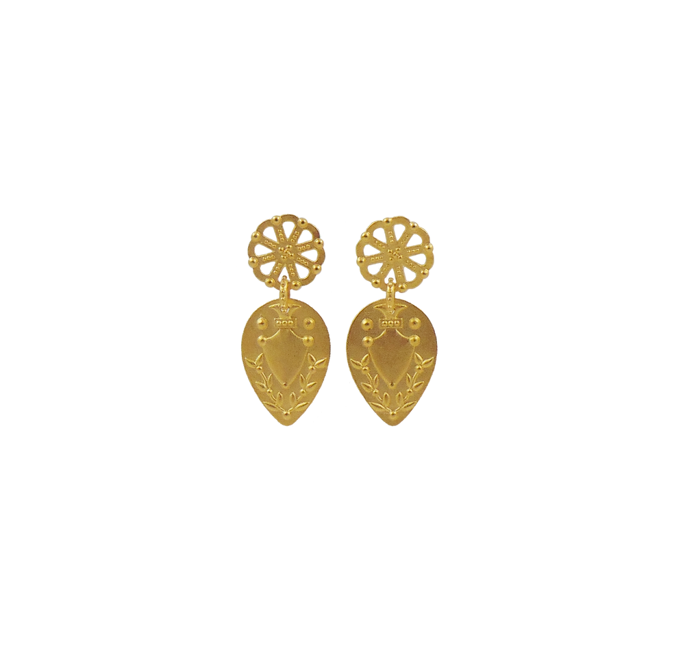 Load image into Gallery viewer, Helena Earrings - AmatoStyle