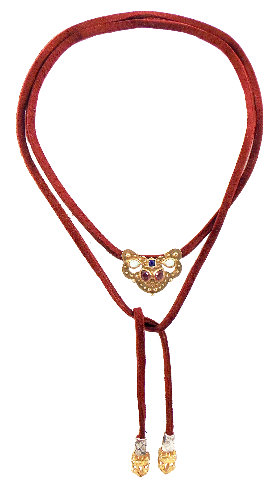 Rosa Laureate Necklace