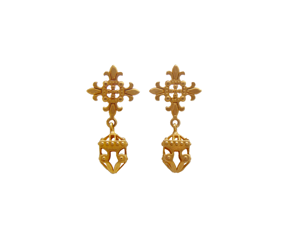 Limited Edition Signoria Earrings - AmatoStyle