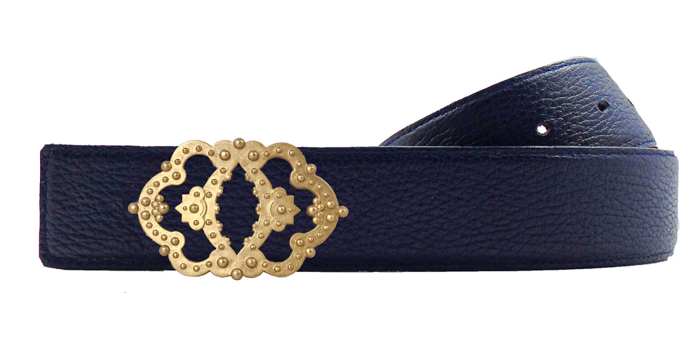 Load image into Gallery viewer, Navona Reversible Belt - AmatoStyle