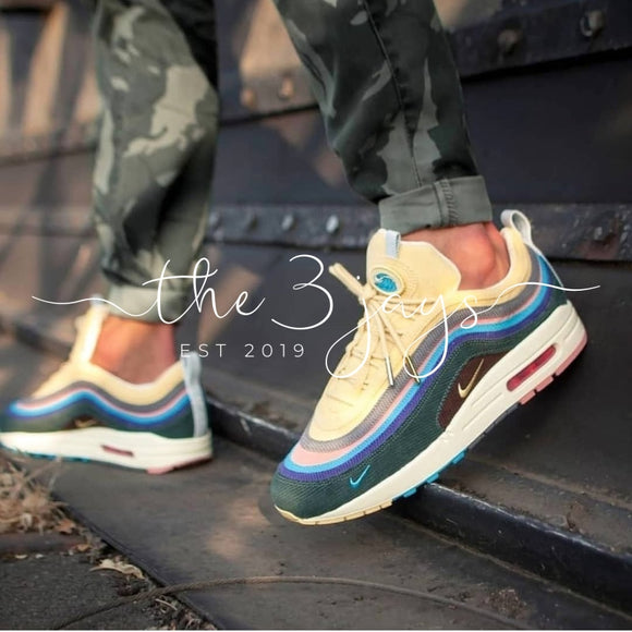 Air 97 Colorway