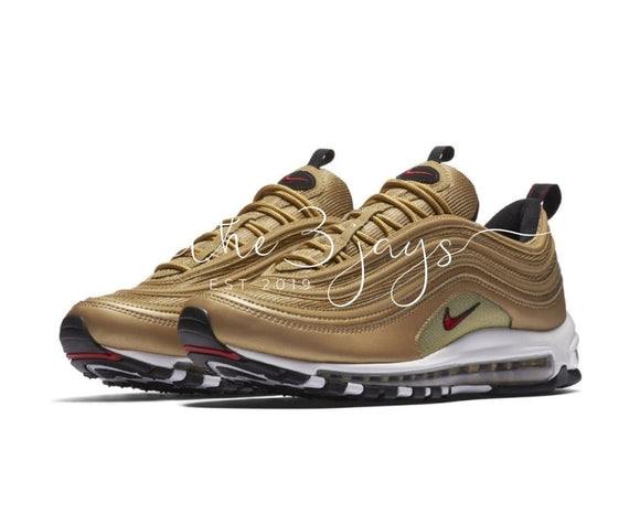 Air 97 Metallic Gold
