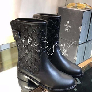 Gg Blackout Boots