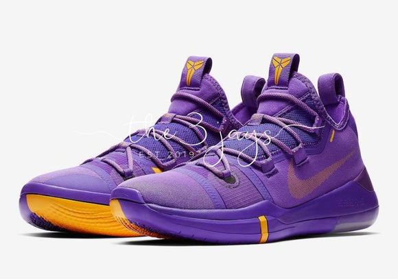 Kobe Ad Lakers Hyper Grape
