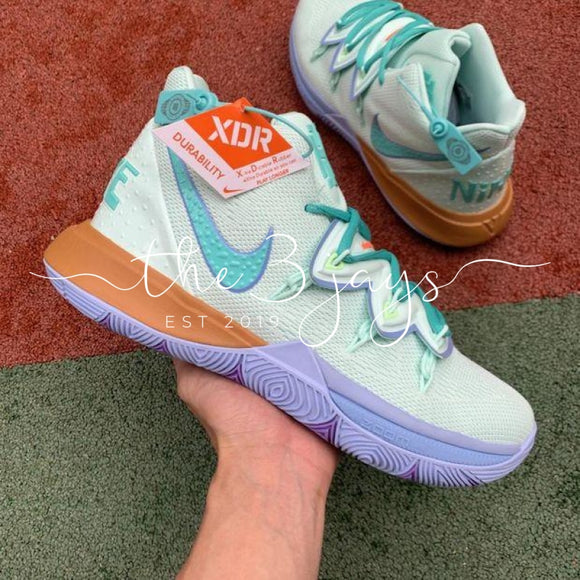 Kyrie 5 Spongebob Squidward