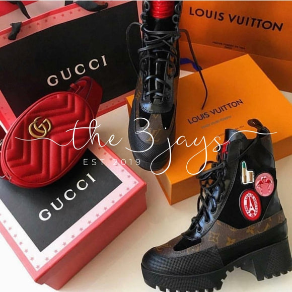 Luxury Fashion Boots