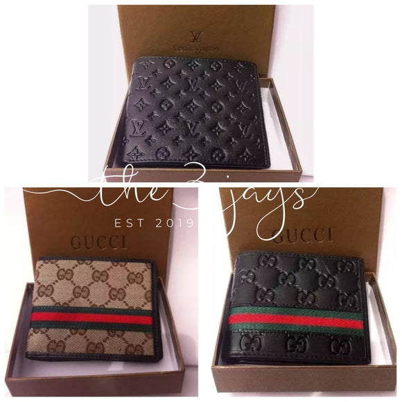 Mens G*lv Wallets