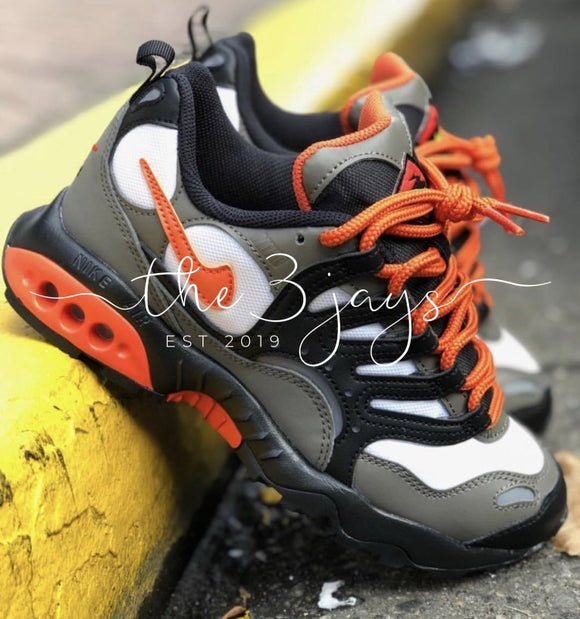 Nike Air Humara Olive White Black Orange