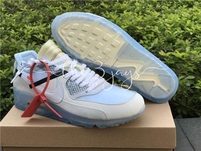 finest selection 8c9ed 43c17 Nike Air Max 90 x Off White Regular price