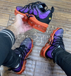 Nike Air Vapormax Plus Phoenix Suns