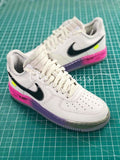 Off White X Nike Air Force 1 Low 07 Elemental Rose Balck