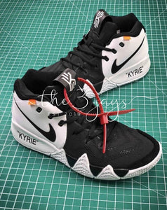 low priced 7d11f 17d8a Off white X Nike kyrie 4 – The Three Jays