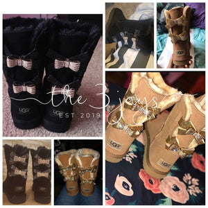 Ugg Blingbow Boots