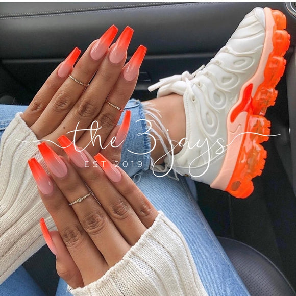 Vapormax Plus Creamsicle