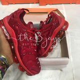 Vapormax Plus Red