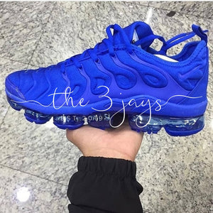 Vapormax Plus Royal Blue