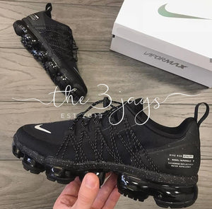 Vapormax Run Utility Black