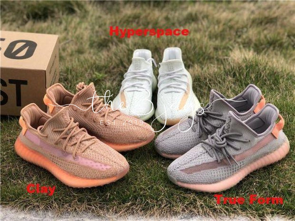 Yeezy Boost 350 V2 True Form Clay