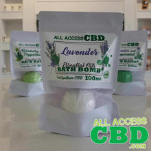 Load image into Gallery viewer, All Access CBD - Bath Bombs