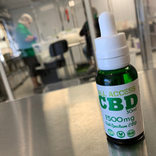Load image into Gallery viewer, All Access CBD - CBD Oil