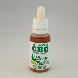 All Access CBD - CBD Oil (Sleep)