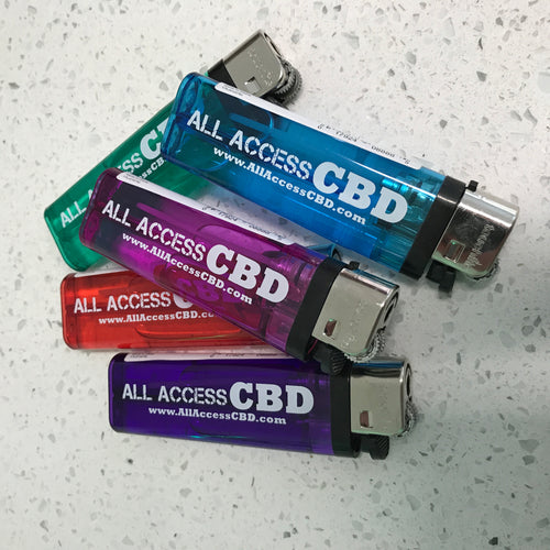 All Access CBD Lighter