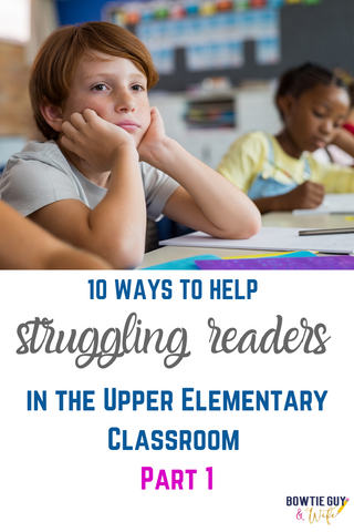 bow tie guy and wife how to help struggling readers