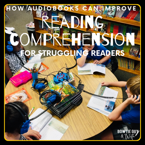 how to improve reading comprehension for struggling readers