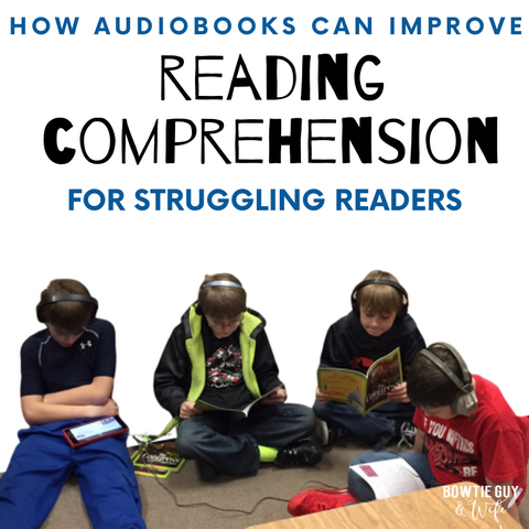 tips for struggling readers in the upper elementary classroom