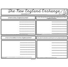 Load image into Gallery viewer, 13 Colonies & Colonial America Student Created Newspapers