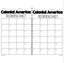 Load image into Gallery viewer, 13 Colonies Task Cards for Colonial America