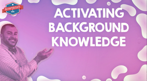 Activating Prior Knowledge Reading Comprehension Video