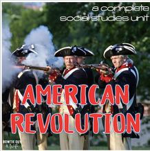 Load image into Gallery viewer, American Revolution Unit Bundle