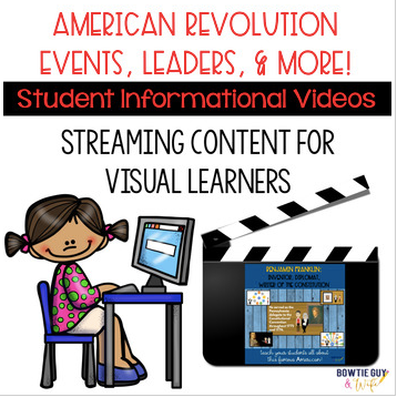 American Revolution Video Bundle