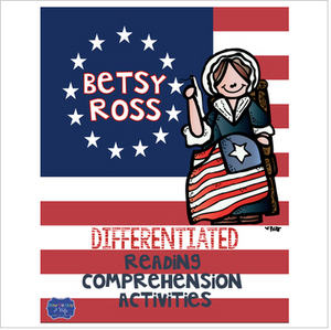 Betsy Ross Differentiated Activities